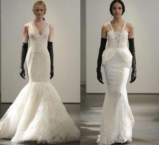 Летняя свадебная мода 2014
