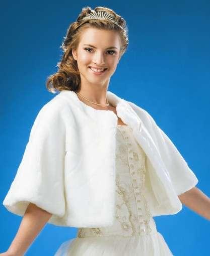 Модный свадебный фасон 2014