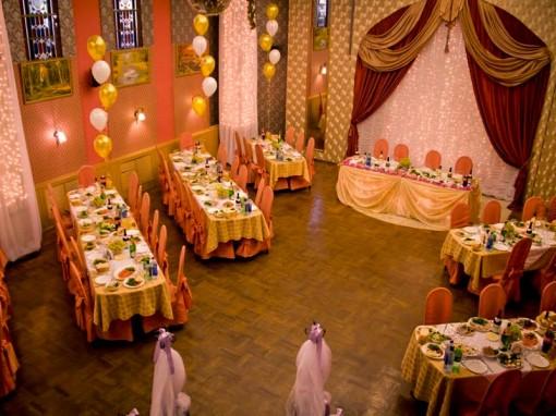 расстановка мест на свадьбе