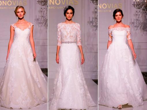 свадебные платья мода